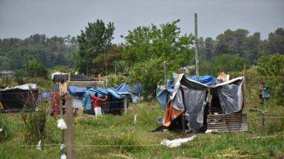 El gobierno bonaerense comenz� a censar a los usurpadores en Merlo