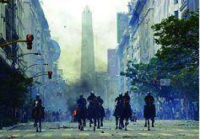 Represión 2001: piden hasta 15 años de prisión para policías