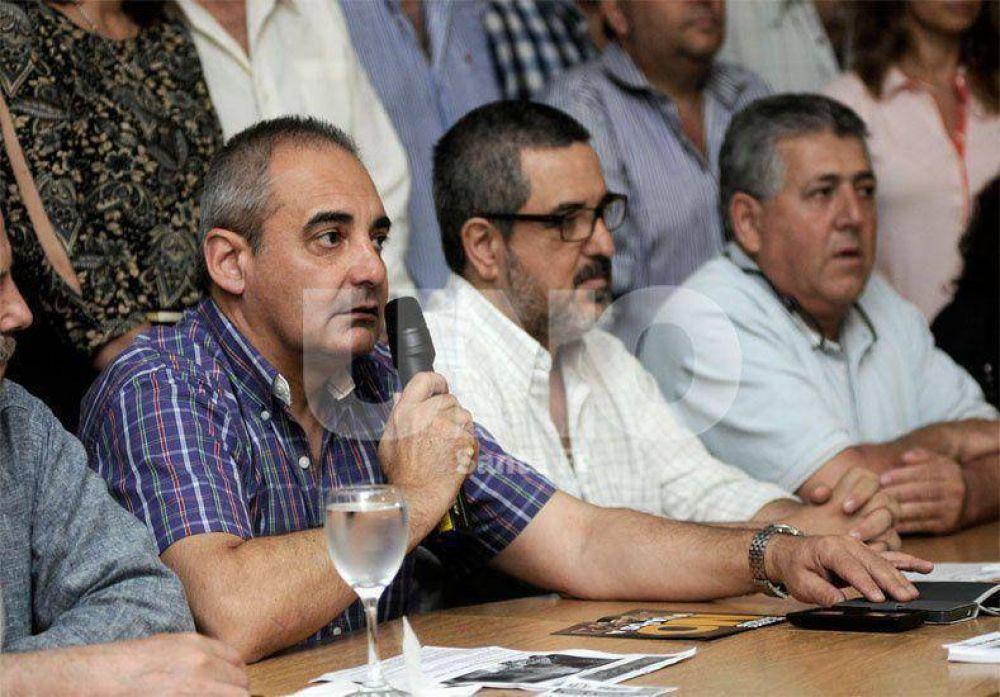 Diferentes gremios expresaron un total rechazo a Macri