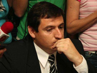 Ediles de la oposición quieren suspender a Salgado