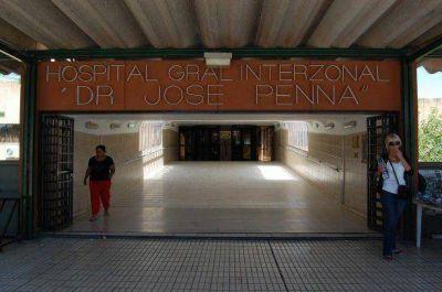 Mañana hay paro en el Hospital Penna: