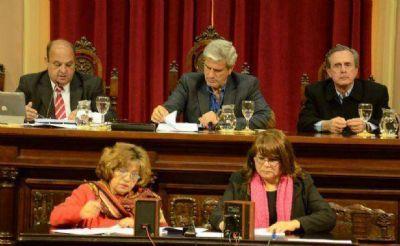 Senadores trata hoy las modificaciones al Código Contravencional