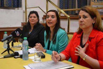 La ministra Nassif cruz� a Bullrich por sus dichos sobre la educaci�n de Santiago