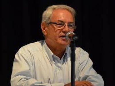 Scioli sumó el apoyo del presidente del Colegio de Ingenieros de la Provincia