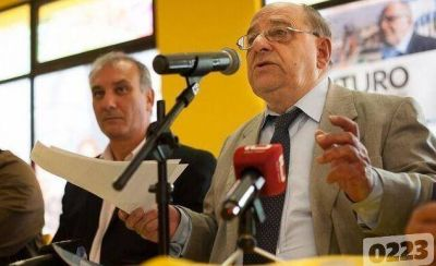 Gustavo Blanco, secretario de Salud de Arroyo: