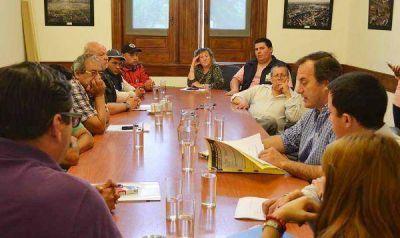 General Rodriguez firmó con sus municipales el primer convenio colectivo de trabajo