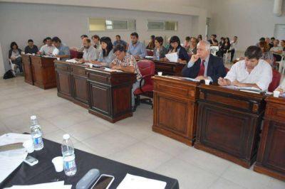 El Concejo Deliberante sesionó por primera vez en un Servicio Territorial