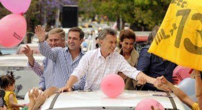 En Córdoba, Macri hizo una caravana y Scioli no aparece