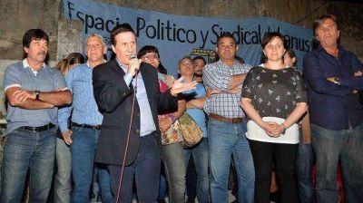 """FRENTE PARA LA VICTORIA LANÚS """"SCIOLI 2015"""""""
