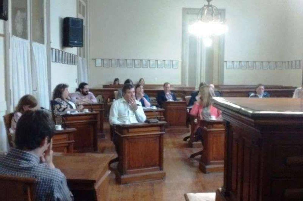 Taxis, Vela, Presupuesto, Procrear y Consejerías en Salud Sexual, los temas de la sesión