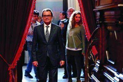 Nuevo fracaso de Artur Mas para presidir Cataluña