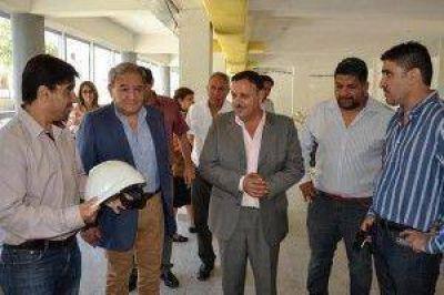 """Quintela: """"El martes 17 de Noviembre inauguraremos parcialmente el Nuevo Edificio Municipal"""""""