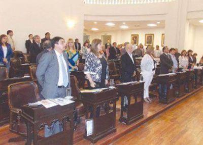 Tomó estado parlamentario la Coparticipación Municipal