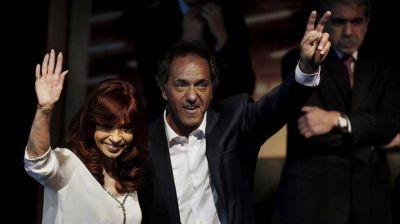 Cristina se corre de la campaña para liberarle el camino a Scioli