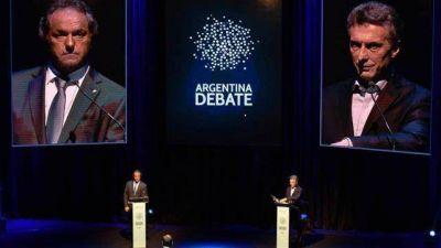 �Qu� dijeron los pol�ticos entrerrianos del debate entre Scioli y Macri?
