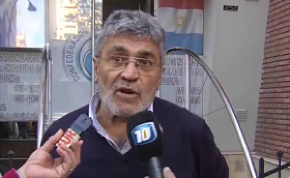 Trabajadores expresaron su apoyo a Daniel Scioli