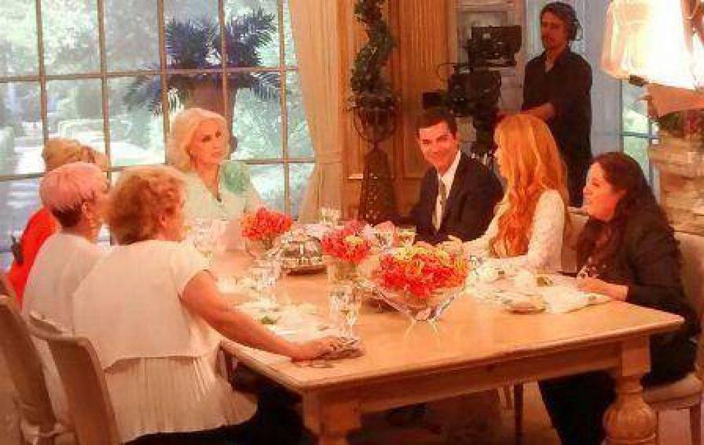 Urtubey en la mesa de Mirtha Legrand