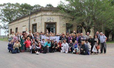 Estudiantes del programa UPAMI visitaron Pablo Acosta