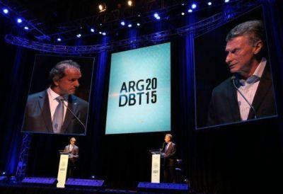 Qué dejó el debate entre Scioli y Macri sobre cepo, dólar, inflación, tarifas y buitres
