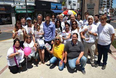 Posse mostró su apoyo a Macri: