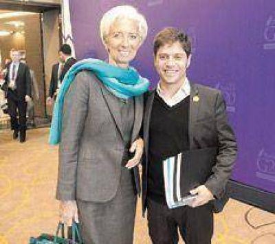 El G-20 mantiene en la mira a los fondos buitre