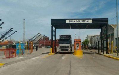 El Consorcio Portuario implemento nuevas medidas de seguridad en el sector industrial