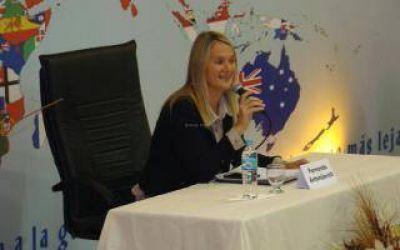 Antonijevic garantizó la continuidad del Festival de Baradero