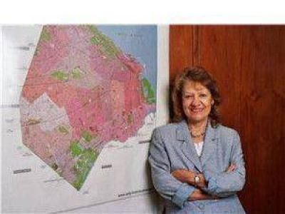 Alicia Pierini visitará la Pastoral Social