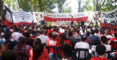 Saladillo dijo presente en el 6to campamento de la Juventud Radical en Lucha