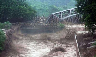 Buscan crear un fondo de reconstrucci�n para cat�strofes naturales