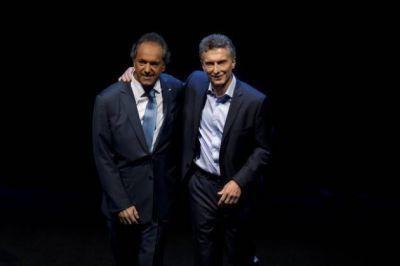 """Mons. Buenanueva: """"El abrazo de Scioli y Macri es ya una Argentina distinta"""""""