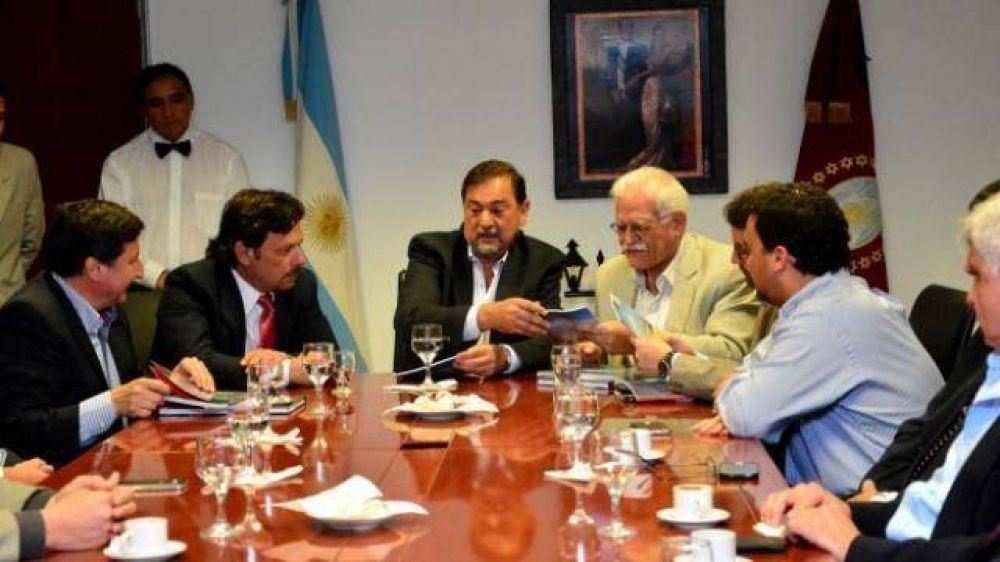 Arrancó oficialmente el período de transición en la gestión municipal