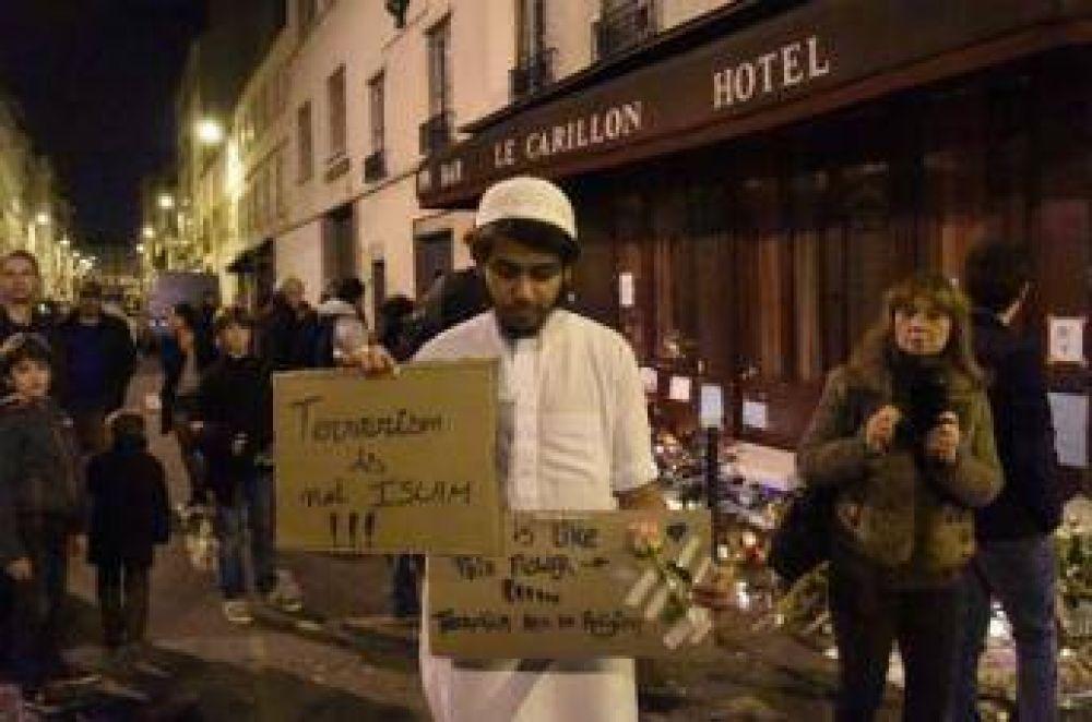 Los musulmanes franceses temen un brote de islamofobia