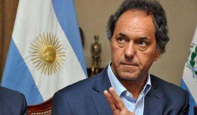 Juan Carlos Gioja dio detalles sobre la visita de Daniel Scioli
