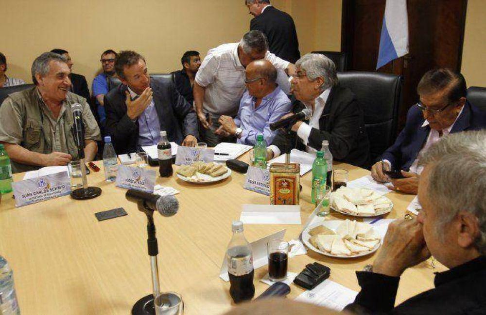 Desde la CGT de Moyano dicen que el ajuste que propone Macri es