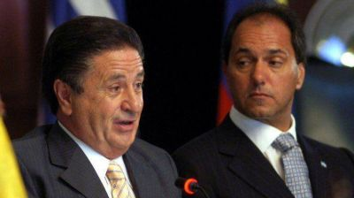 Eduardo Duhalde anunció que votará a Daniel Scioli en el ballotage