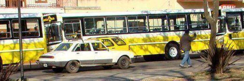 Ediles y funcionarios se reunieron por la licitación del transporte urbano