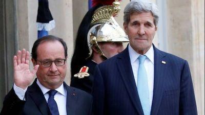 Francia forma una alianza de guerra junto a Putin y Obama