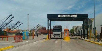 Nuevas medidas de seguridad y control para sector industrial del puerto