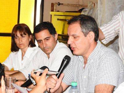 General Madariaga: Santoro presentó el gabinete