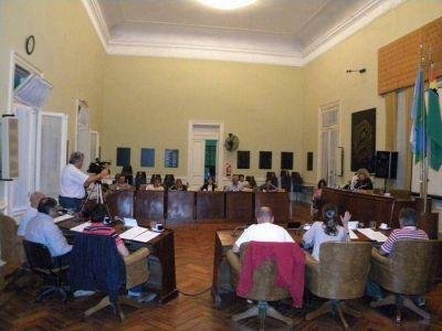 HCD: piden informes al Ejecutivo por la aplicación de productos agroquímicos en la vía pública en Cazón