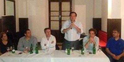Peirano y Ferré presentaron en San Isidro la agenda de Scioli para el Desarrollo argentino