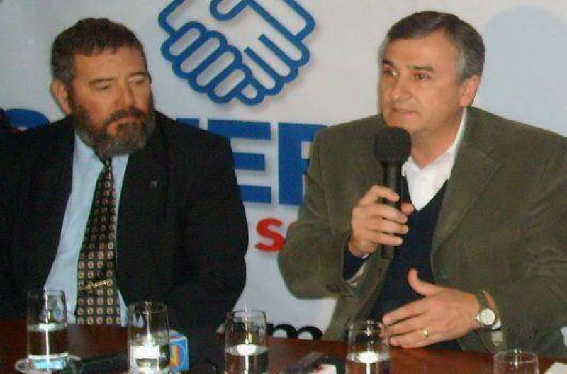 García Goyena viaja al Comité Federal de la UCR