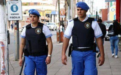 Pilar espera terminar el año con 400 policías locales patrullando las calles