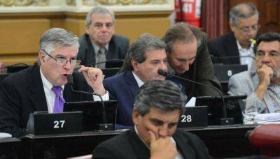 Con críticas a Mestre, Unión por Córdoba aprobó el Presupuesto 2016