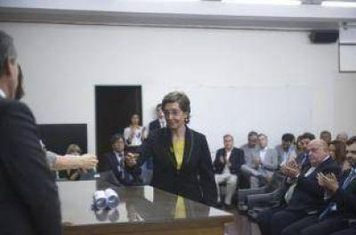 Sin Alperovich, los senadores y diputados recibieron sus diplomas