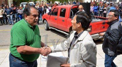 ¿No hay intendente en Caleta? Córdoba sacó licencia y Aybar dijo que no recibió ningún aviso