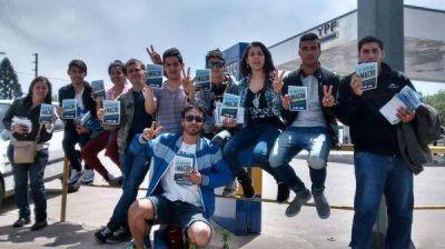El FPV de Vicente López celebró el Día de la Militancia con apoyo a Daniel Scioli