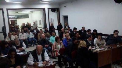 El HCD de San Fernando aprobó ordenanzas Fiscal e Impositiva