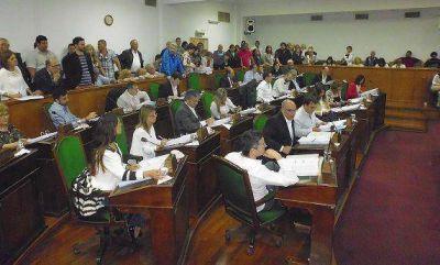 El HCD de Vicente López autorizó aumentar hasta un 25% las tasas